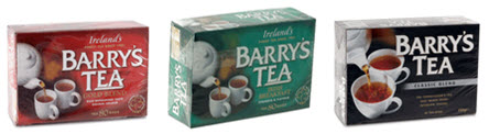Barry's Blends