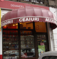 Demmers - A welcome newcomer to Bucuresti!