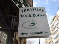 Tea Treasure - A small but well-chosen selection.