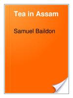 """""""Tea in Assam"""" by Samuel Baildon"""