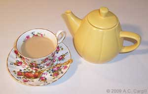 If it's good enough for a Buckingham Palace Garden Party, this tea is good enough for your garden party!