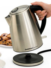 Chefs Choice 681 Cordless Electric Kettle