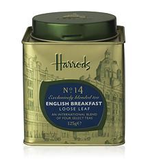 Harrods English Breakfast Loose Leaf Tea