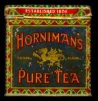 Horniman Tea Tin