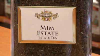 Mim Estate Darjeeling - one of the fine teas from this region of India
