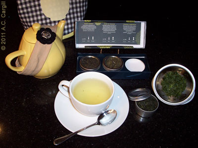 David's Tea Gyokuro – click image to read my review