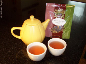 Holiday Tea Time — Fourth of July - Tea Blog