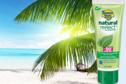 Banana Boat Natural Reflect Sunscreen Lotion