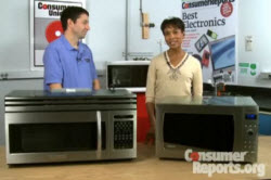 Consumer Reports' Microwave oven buying guide (last updated May 2012)