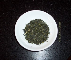 Read all about a Gyokuro Face-off (Photo source: A.C. Cargill, all rights reserved)
