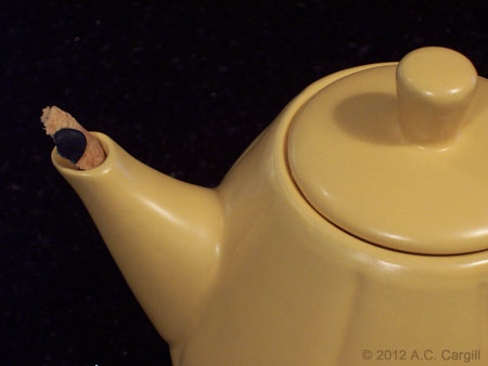 Proof positive that teapots like cookies, too!