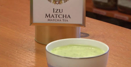 Izu Matcha (Photo source: The English Tea Store)
