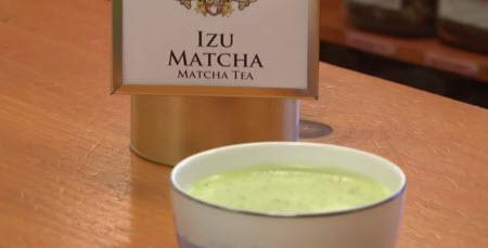Izu Matcha (Photo source: The English Tea Store)