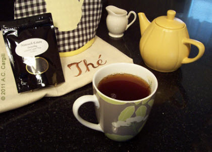 Nonsuch Estate, a terrific Nilgiri region tea. (Photo source: A.C. Cargill, all rights reserved)