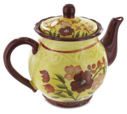 English Garden Teapot (Photo source: The English Tea Store)