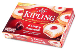 "Mr Kipling ""Bloodshot Eyeball"" Cakes (Photo source: The English Tea Store)"