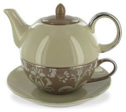 Nouveau Chic Tea for One – Mocha (Photo source: The English Tea Store)