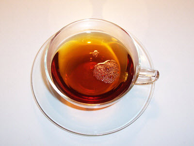 Lots of goodness in a cuppa! (Photo source: A.C. Cargill, all rights reserved)
