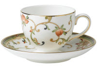 Wedgwood Oberon Leigh Flora Teacup (Photo source: The English Tea Store)