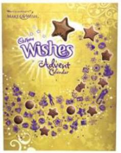 Cadbury Wishes Advent Calendar (Photo source:  stock image)