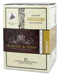 Harney and Sons Darjeeling Tea (Photo source: The English Tea Store)