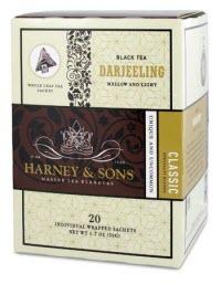 Harney and Sons Darjeeling Tea (Photo source: The English Tea Store)