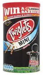 Jacobs Twiglets Caddy  (Photo source: The English Tea Store)
