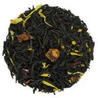 Pumpkin Spice Flavored Black Tea (Photo source: The English Tea Store)