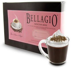 Bellagio Mocha Kiss Kit (Photo source: The English Tea Store)