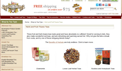 ETS Herbals (Photo source: screen capture from site)