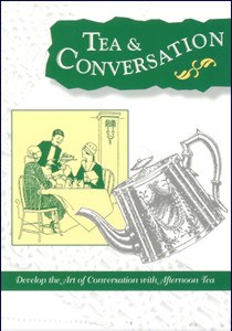 Tea & Conversation (Book cover photo courtesy of Copper Beech Publishing.)
