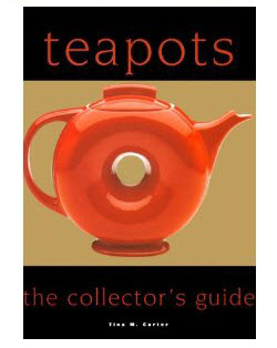Teapots: The Collector's Guide by Tina M. Carter (Photo used with permission.)
