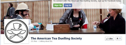 The American Tea Duelling Society (Photo source: screen capture from site)