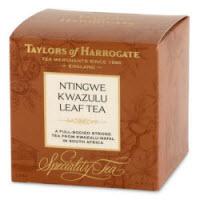 Taylors of Harrogate South African Kwazulu Loose Leaf Tea (Photo source: The English Tea Store)