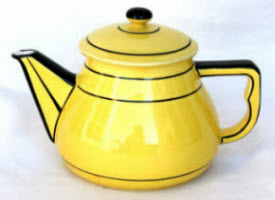 Yellow Kitchen Teapot (Photo source: screen capture from site)