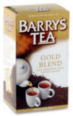 Barry's Tea Gold Blend (Photo source: The English Tea Store)