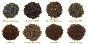 Estate Tea Sampler - a great way to pick a direction for your tea change! (Photo source: The English Tea Store)