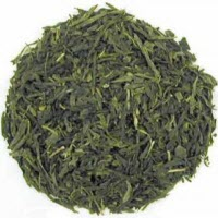 Japanese Sencha - a cure for what ails you? (Photo source: The English Tea Store)