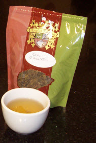 Chai Green Tea (Photo source: A.C. Cargill, all rights reserved)