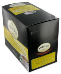 Twinings Earl Grey K-Cups (Photo source: The English Tea Store)