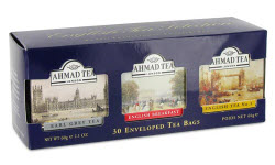 Ahmad English Tea Selection (Photo: The English Tea Store)