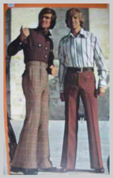 Bellbottoms (Photo source: Yahoo! Images)
