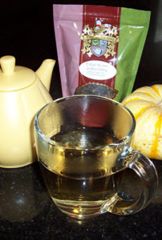 Ti Kuan Yin Iron Goddess Oolong Tea can be steeped gongfu style or is great by the potful. (Photo source: A.C. Cargill, all rights reserved)