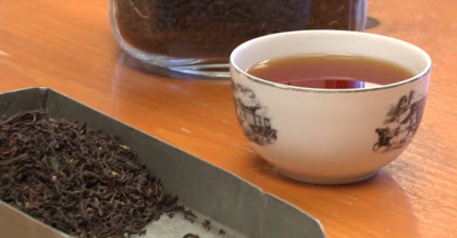 """English Breakfast Blend has a taste that is worth the struggle – a true """"pay off"""" (Photo source: The English Tea Store)"""