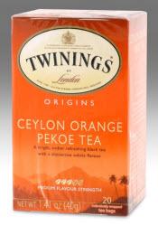 Twinings Ceylon Orange Pekoe Tea (Photo source: The English Tea Store)