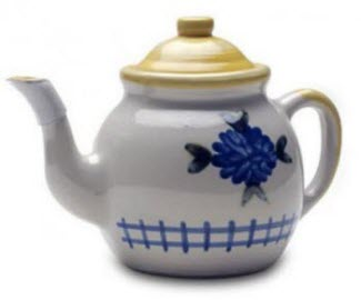 Brooke Teapot & Cover Set