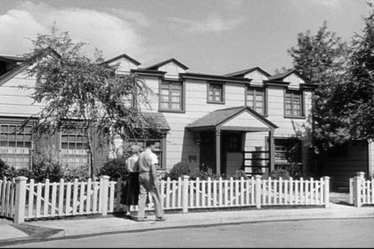 The end of the white picket fence era? (from Yahoo! images)