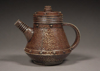 Industrial Teapot 2 by Rebecca Sabo, Salt Lake City, UT, United States