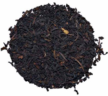 Ceylon Black Tea - who would desert such loveliness to have coffee instead? (ETS image)