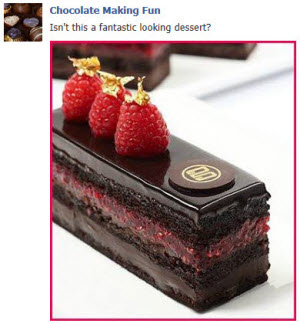 Chocolate Making Fun dessert